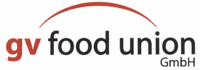Logo: gv food union GmbH
