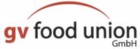 Logo: gv food union GmbH
